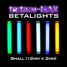 Tritium-MAX Small Betalight, Isotope (12mm x 2mm)