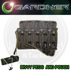 Bivvy Pegs Pouch