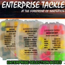 Enterprise Tackle  Selection Boxes