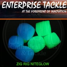 Enterprise Tackle Nite Glo Zig Rig